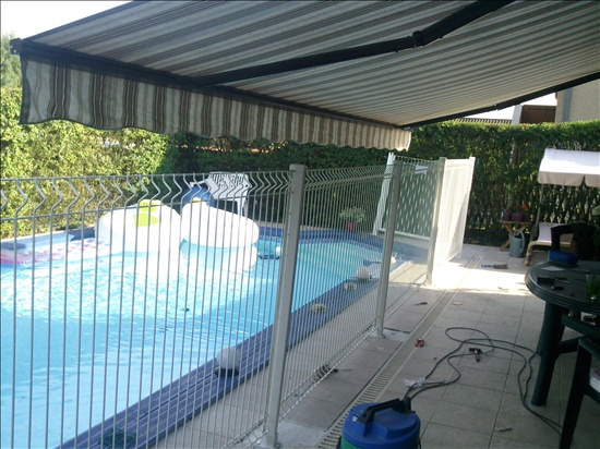 Cl ture piscine for Cloture piscine