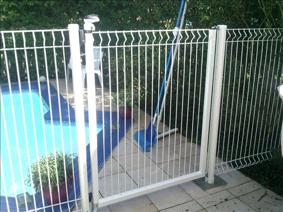 Cl ture piscine for Cloture de piscine